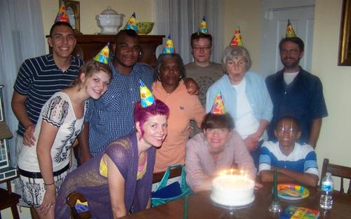 Family birthday party!