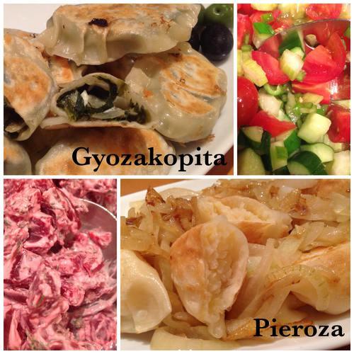 Gyoza Variations