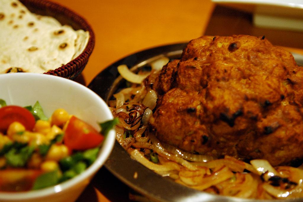 ... tandoori cauliflower with mint tandoori cauliflower tandoori